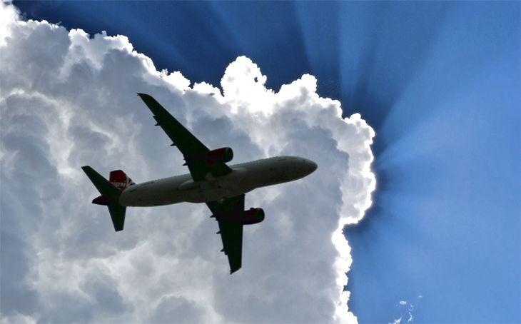 Are airline fares flying too high at consumers' expense? (Image: Jim Glab)