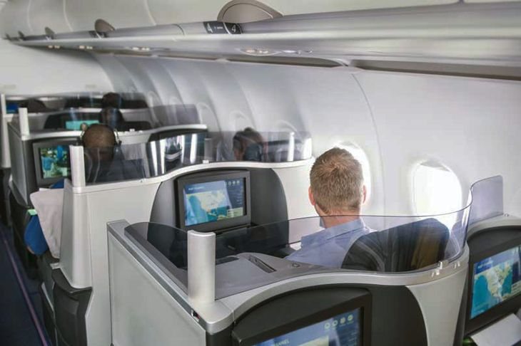 JetBlue's front-cabin Mint service is coming to San Diego-JFK next year. (Image: JetBlue)