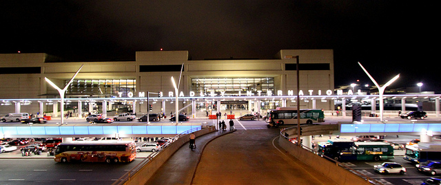 Another airline moves in at LAX Tom Bradley Int'l (Photo: Prayitno / Flickr)