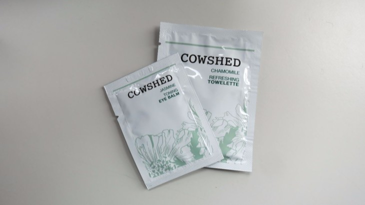 Cowshed towelettes