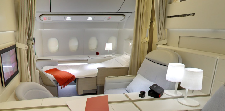Delta To Shanghai Air France Upgrades Air China Adds