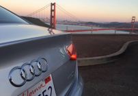 Silvercar fanboy Than Maung won 4 free days with this sweet shot (Facebook)