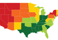 Pump prices should keep dropping for drivers- especially in those green states (Image: Jim Glab)