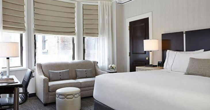 Accommodations at NYC's The Gregory, near Herald Square. (Image: The Gregory)