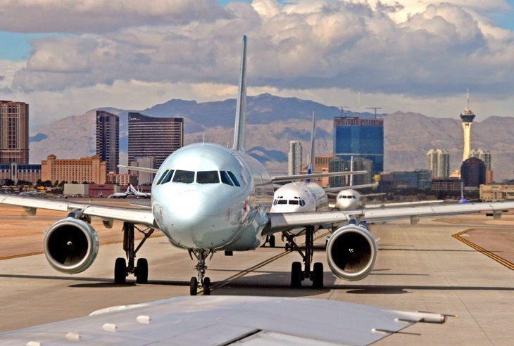 Are airlines breaking the law by conspiring to restrain capacity growth? (Image: Jim Glab)