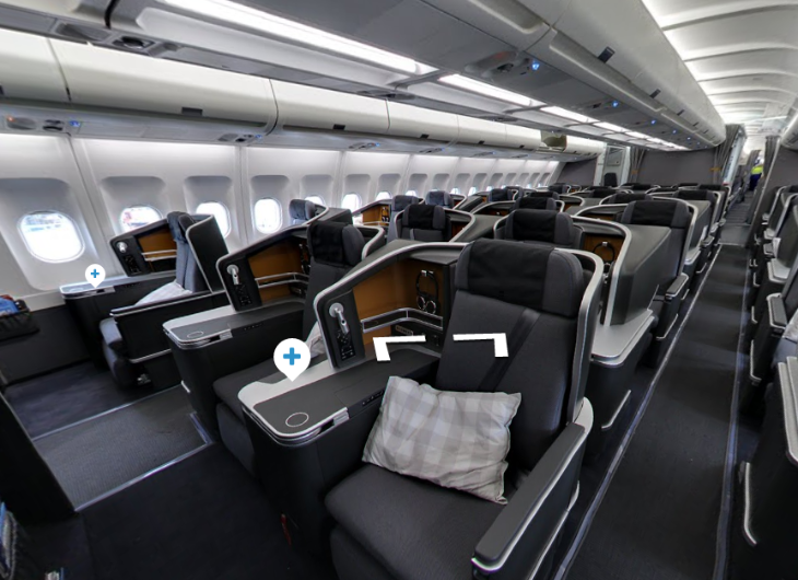 SAS new business class could arrive this fall (Image: SAS/Google)