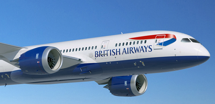 British Airways will add San Jose service next spring with a new 787-9. (Image: British Airways)