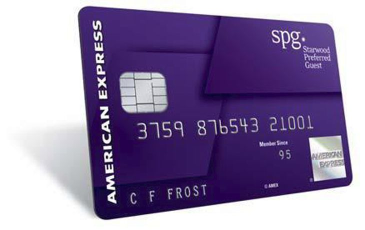 The redesigned Starwood Preferred Guest card from American Express has new perks. (Image: American Express)