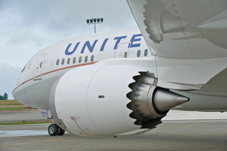 Look for more United 787s on transpacific routes next year. (Image: United)