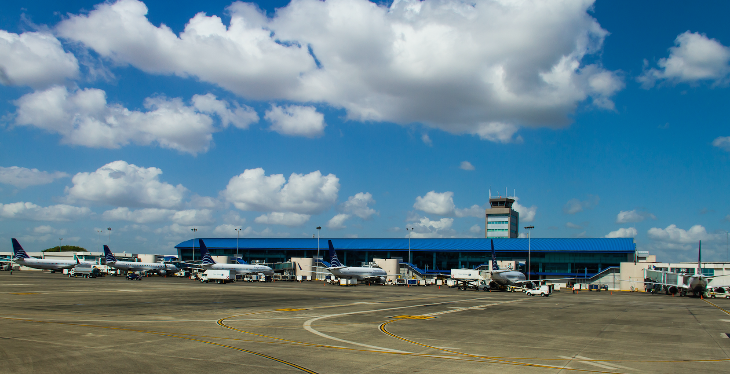 Panama City's Tocumen International Airport (Photo: Joao Carlos Medau / Flickr)