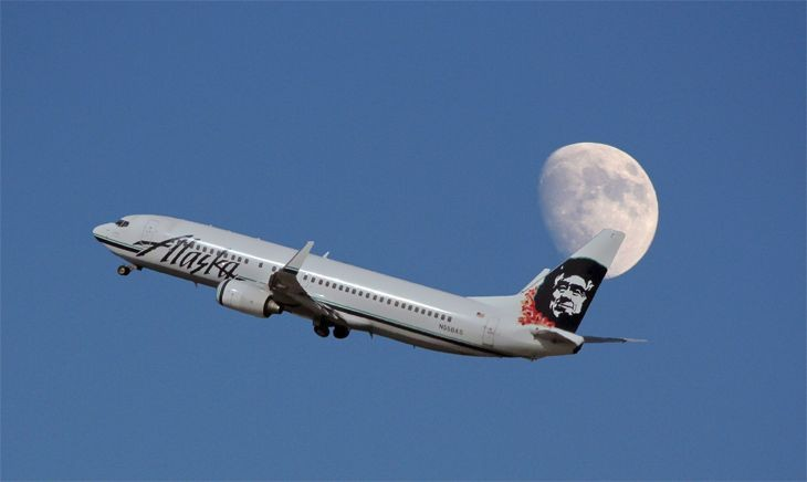Alaska Airlines is adding an international mileage and code-share partner. (Image: Jim Glab)