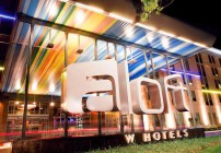 Aloft Hotels has new locations in Silicon Valley and lower Manhattan. (Image: Starwood)