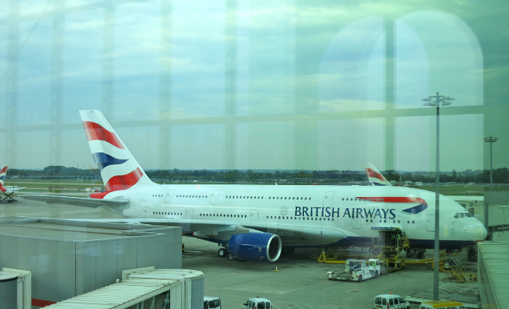 British Airways shocked us with crazy discounts on biz class tickets to Europe this week (Photo: Chris McGinnis)