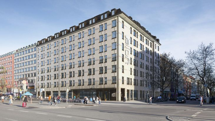 The new Aloft in Munich has a new sister property in Stuttgart. (Image: Starwood)