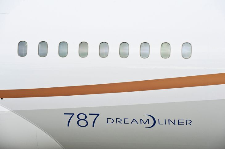 United will use a 787 for a second daily SFO-London flight. (Image: United)
