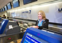 United's new website  asks customers to submit questions and ideas for improvement. (Image: United)