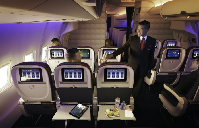 Delta adds flexibility to upgrades