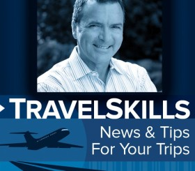 Chris provides news and tips for your trips