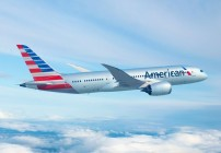 American will use a 787 on its new LAX-Tokyo Haneda route. (Image: American)