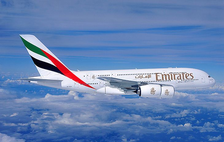 Emirates' new version of the A380 has 617 seats. (Image: Emirates)