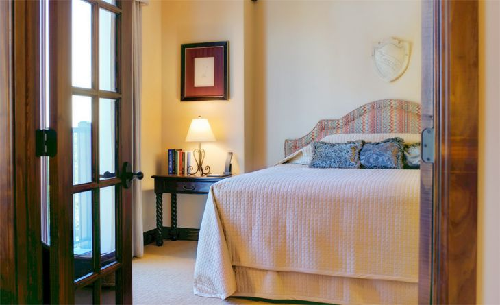 Austin's new Granduca Hotel has overtones of an Italian villa. (Image: The Granduca)