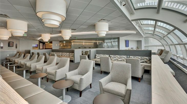Orlando's new Club at MCO is open to all n a day pass basis. (Image: Airport Lounge Development)