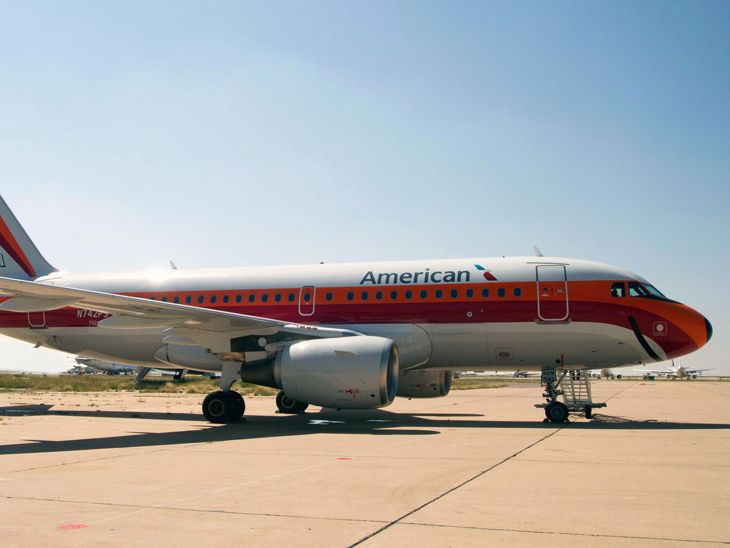 PSA (originally Pacific Southwest Airlines), based in San Diego, was acquired by US Air in 1987. (Image: American Airlines)