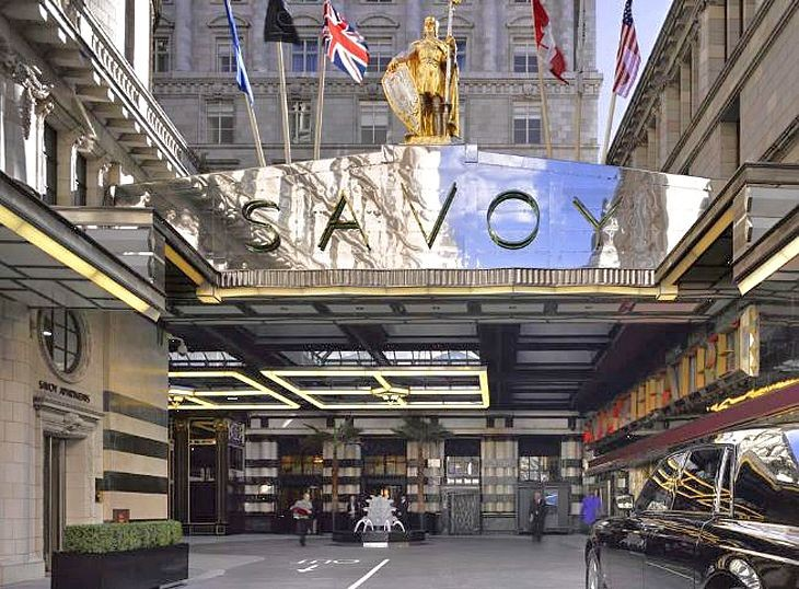 London's prestigious Savoy Hotel will become part of AccorHotels. (Image: The Savoy)
