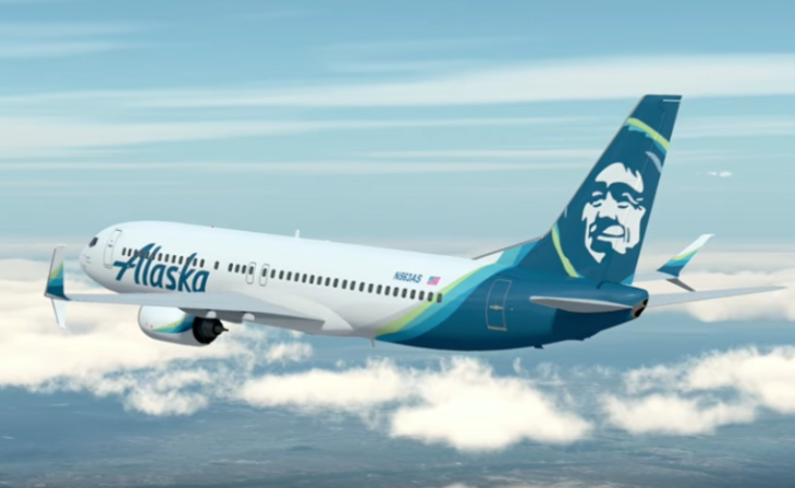 Alaska Airline's mod new look. What do you think? (Image: Alaska Air)