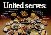 United's got soul food (and free snacks)