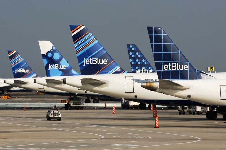 Citi cardholders can now move program points into JetBlue's TrueBlue program.. (Image: JetBlue)