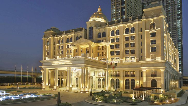 Starwood's new St. Regis Dubai is modeled after the New York St. Regis. (Image: Starwood)