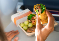 More, better food on Delta, United & American