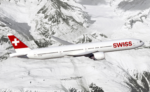 SWISS International gets a shiny new plane (Image: SWISS)