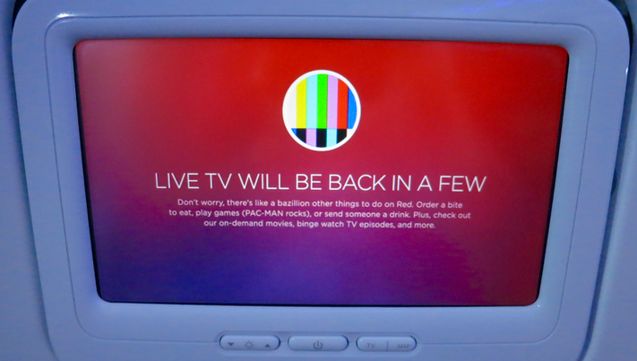 Inflight internet & live TV not yet operable on Hawaii flights (Photo: Chris McGinnis)
