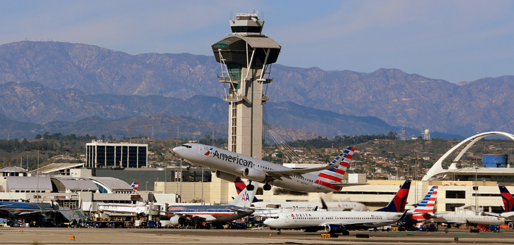 American has joined Delta in seeking new route rights from LAX to Beijing. (Image: Motox810 / Flickr)