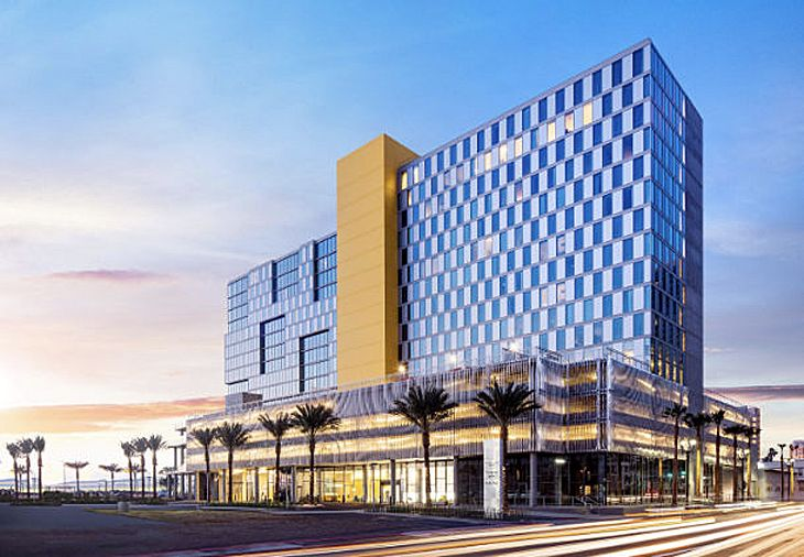 Marriott offers two all-suite brands in San Diego's Bayfront. (Image: Marriott)