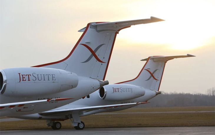 JetSuiteX will add another California Corridor route. (Image: JetSuite)