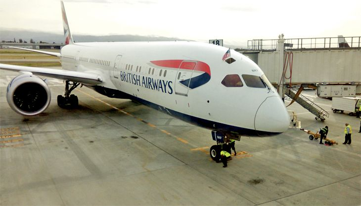 British Airways added San Jose service last year. (Image: Mineta San Jose Airport)