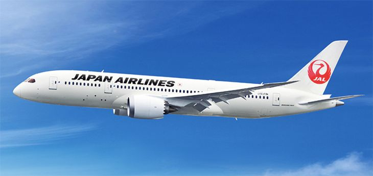 Japan Airlines has a new partnership with Alaska Airlines. (Image: JAL)