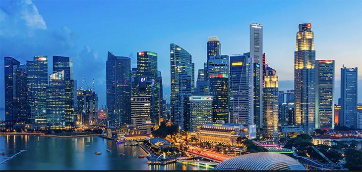 United this week kicks off San Francisco-Singapore non-stops. (Image: Grand Hyatt Singapore)