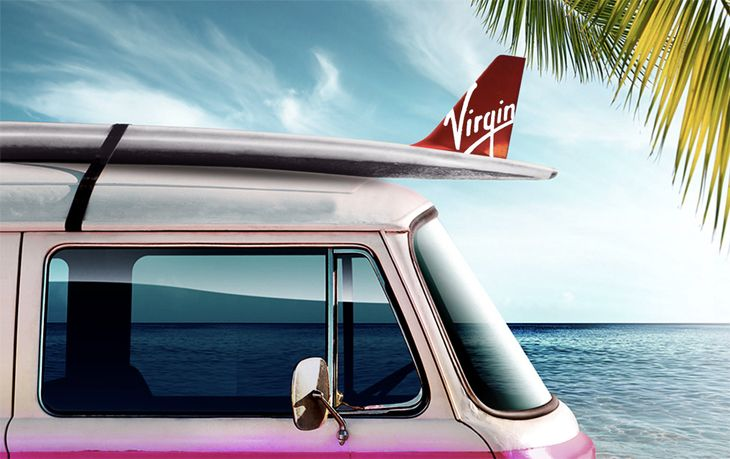 Virgin America has added its fourth Hawaii route from California. (Image: Virgin America)