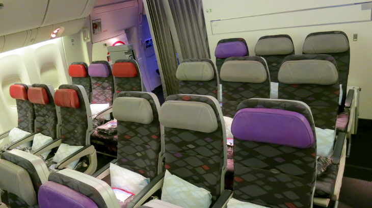 Economy Space+ Virgin Australia