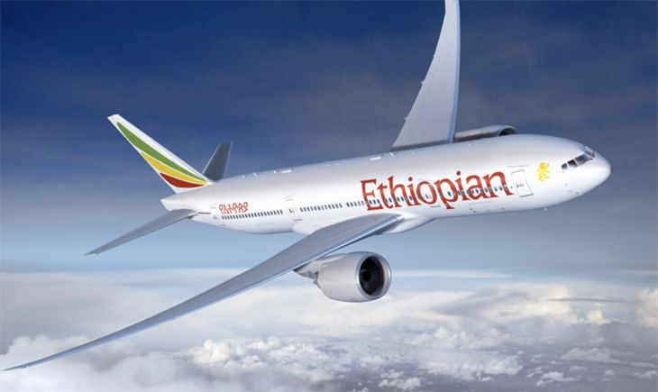 Ethiopian is using a 787 on its new Newark route. (Image: Ethiopian Airlines)