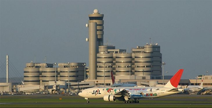 Japan Airlines will begin service between New York JFK and Tokyo's close-in Haneda Airport. (Image: Haneda Airport)
