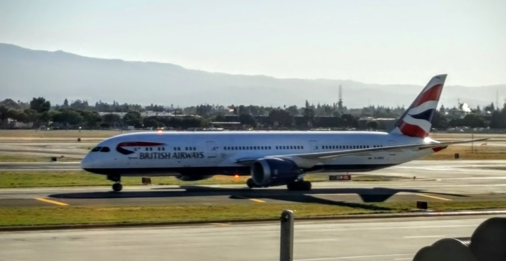 British Airways San Jose