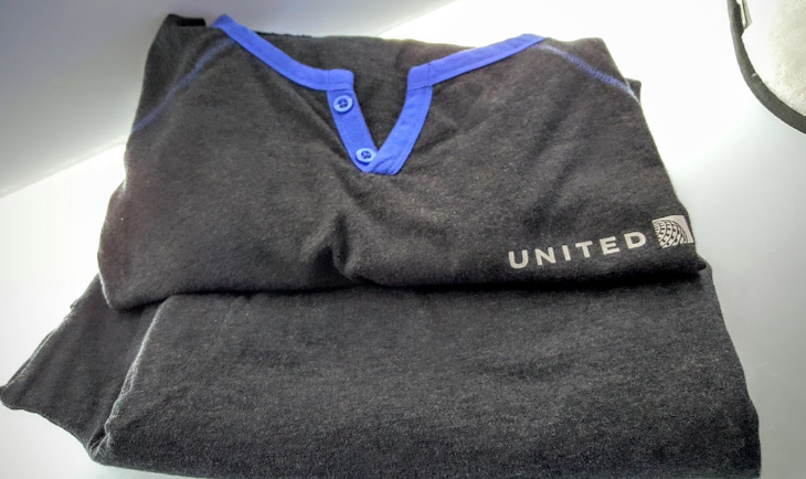 United Polaris Pajamas