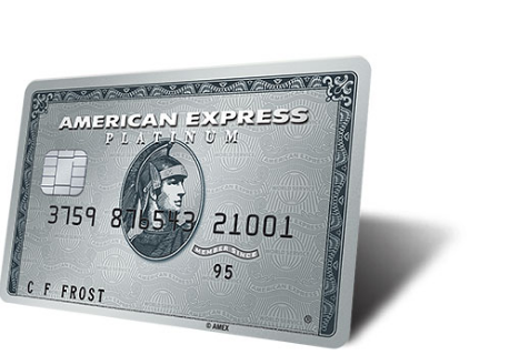 Big bonuses for big spenders (Image: American Express)