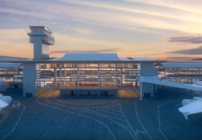 Fly thru new $1.3 billion concourse at LAX (VIDEO)