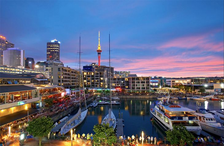 United is boosting capacity on its new route from SFO to Auckland. (Image:
